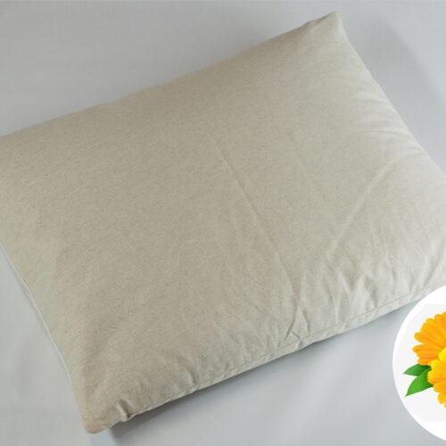 2 darab – 30 x 40 cm – Tönköly pelyva alvó párna 4 féle levendulával és körömvirággal