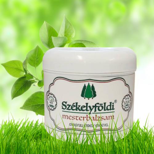 Székelyföldi Mesterbalzsam 48 gyógynövényből – 250 ml