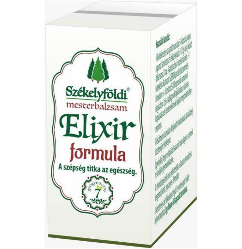 Elixír Formula hajerősítő kapszula