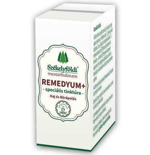 Remedyum+ hajregeneráló tinktúra