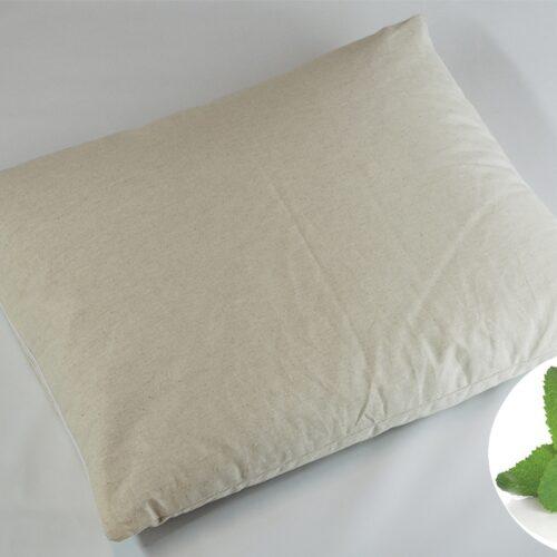 Tönköly pelyva alvó párna Citromfű és citromfű olajjal – 20 x 30 cm