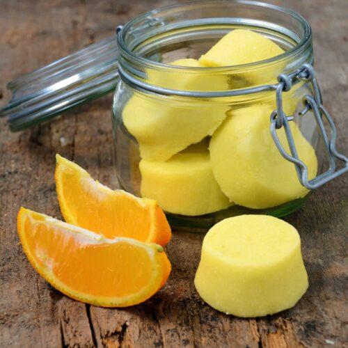 Fürdőbomba – Narancs