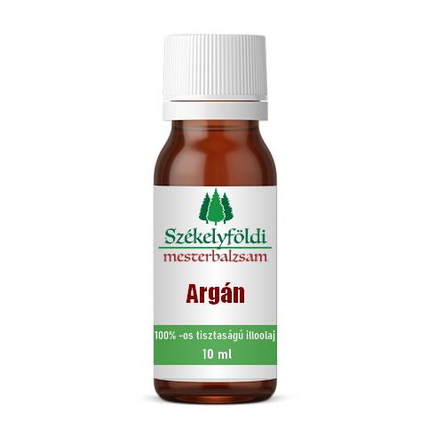 Argán – 100% -os tisztaságú székelyföldi illóolaj
