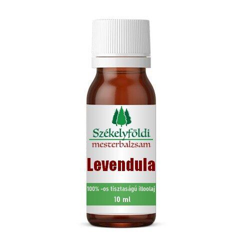 Levendula – 100% -os tisztaságú székelyföldi illóolaj