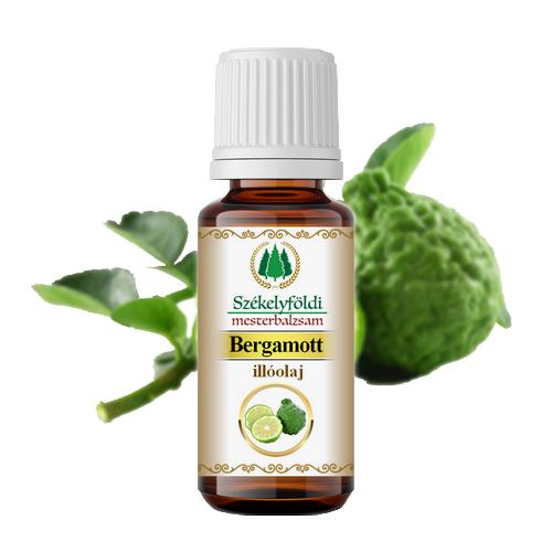 Bergamott – 100% -os tisztaságú székelyföldi illóolaj – 10ml