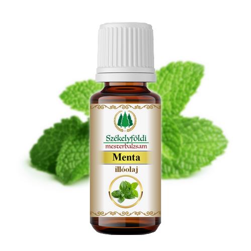 Menta – 100% -os tisztaságú székelyföldi illóolaj – 10ml