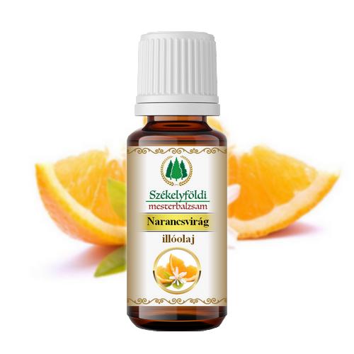 Narancsvirág – 100% -os tisztaságú székelyföldi illóolaj – 10ml
