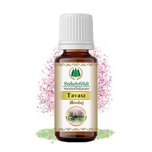 Tavasz – 100% -os tisztaságú székelyföldi illóolaj – 10ml